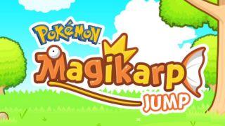 Kết quả hình ảnh cho POKEMON: MAGIKARP JUMP