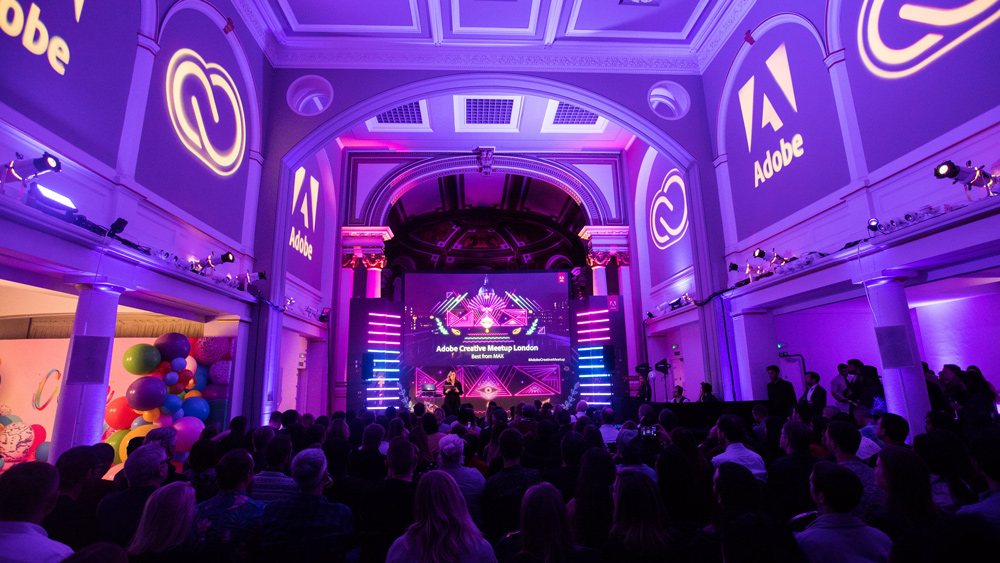 9 things we learned at Adobe Creative Meetup London: Best from MAX 2018
