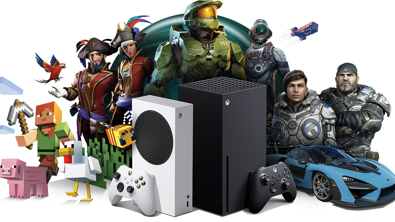 Xbox Series X Vs Xbox Series S Which One Should You Buy Gamesradar