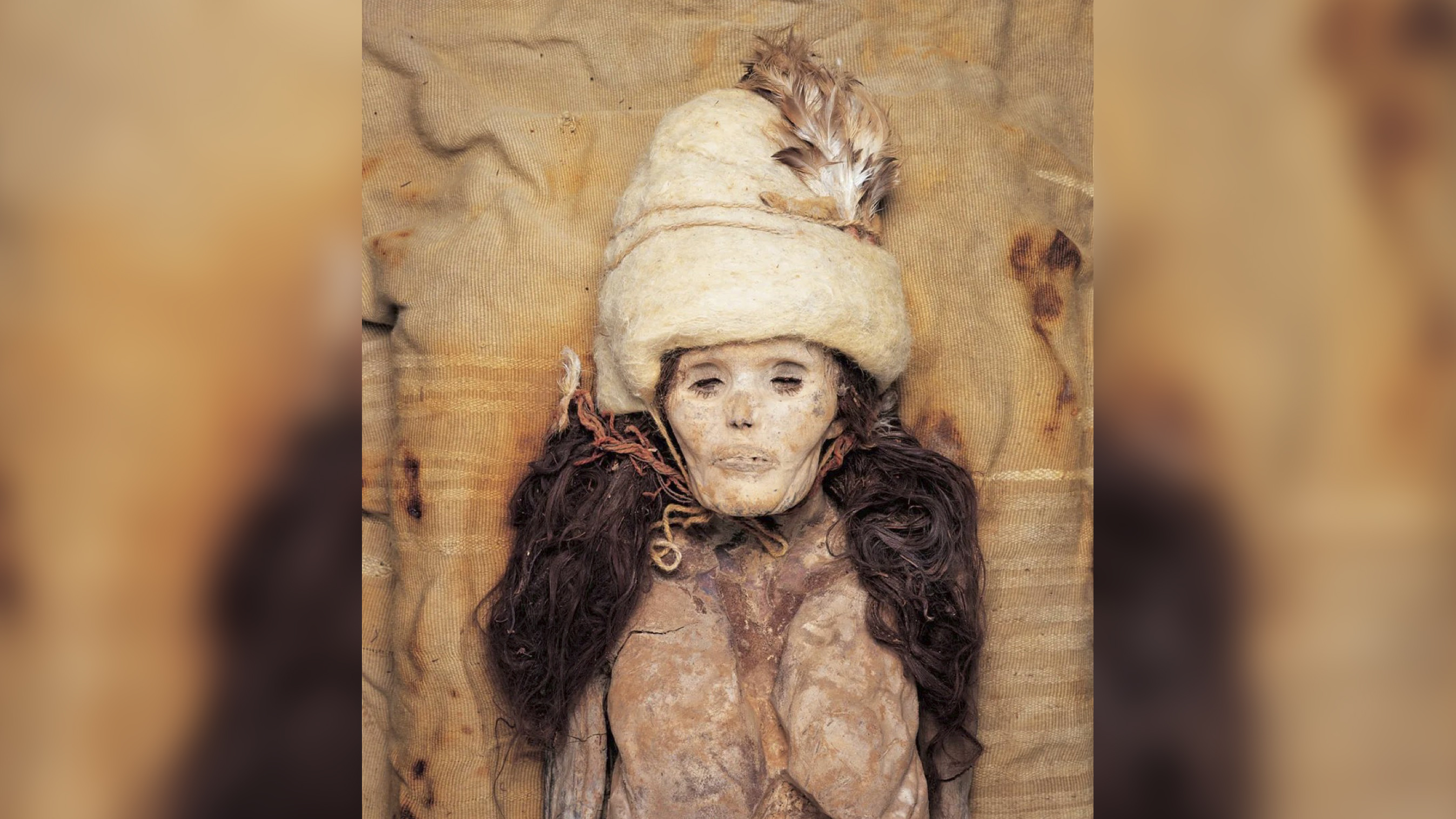 Bronze Age Tarim mummies aren't who scientists thought they were