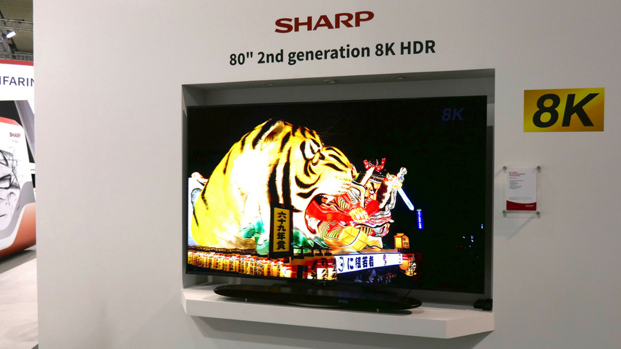 The Best 8k Tvs Spotted At Ifa 2018 Inspiration