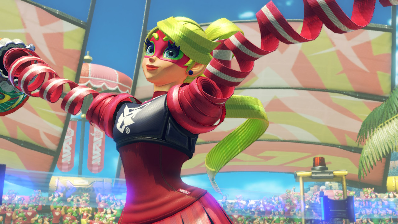 Smash Bros Ultimate DLC is redeemed with ARMS fighter reveal – but who is it?