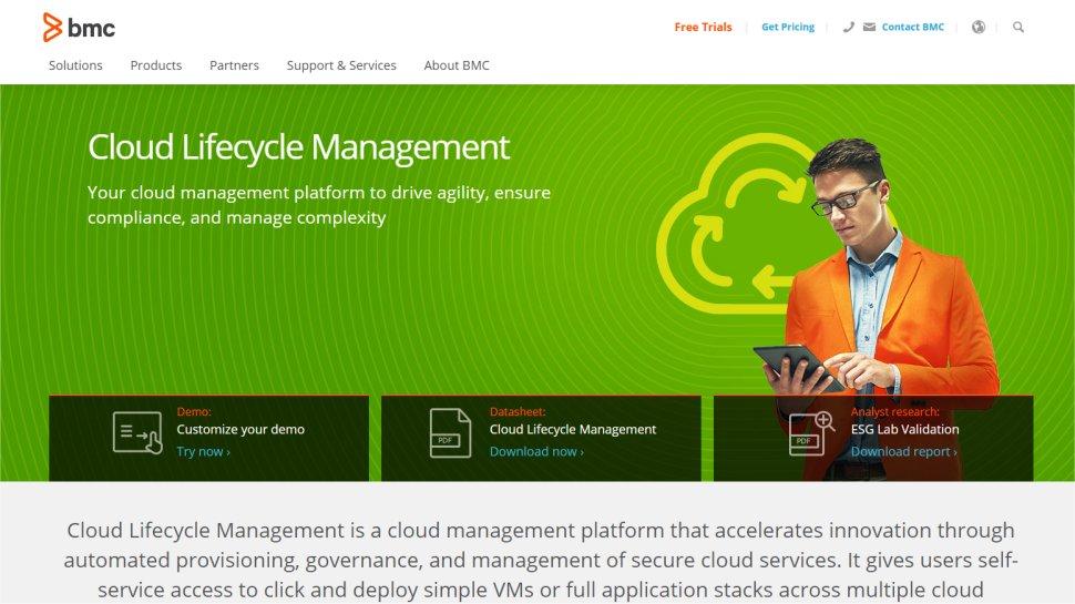 BMC Cloud LifeCycle Management