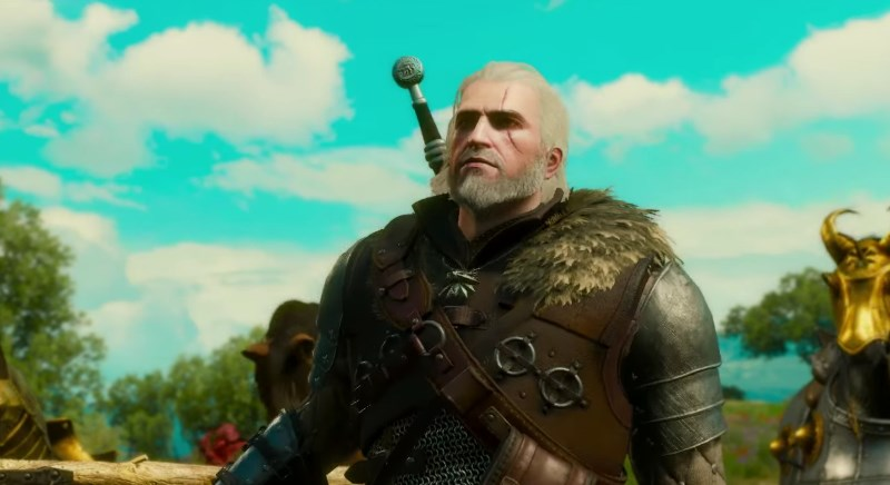 Witcher 3 1.20 update brings a gift for Gwent fans   PC Gamer