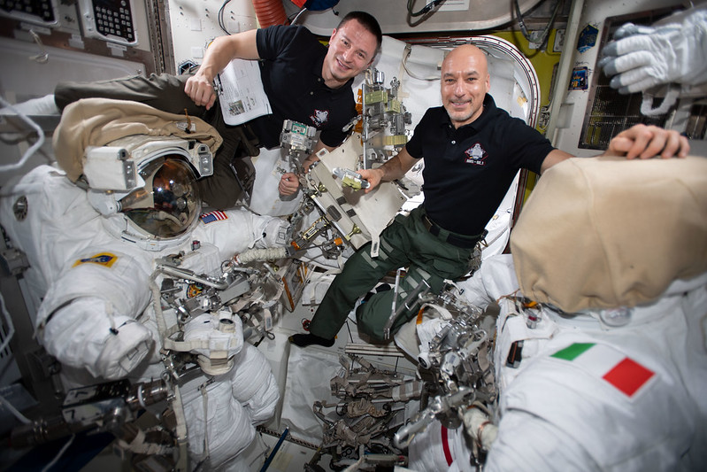 Astronauts Are Taking a Tricky Spacewalk to Fix a Dark Matter Experiment. Here's How to Watch