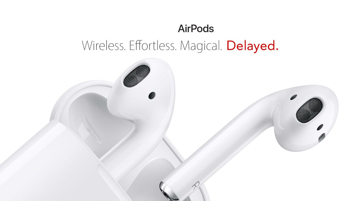 apple airpods delayed get these bluetooth earbuds instead techradar. Black Bedroom Furniture Sets. Home Design Ideas