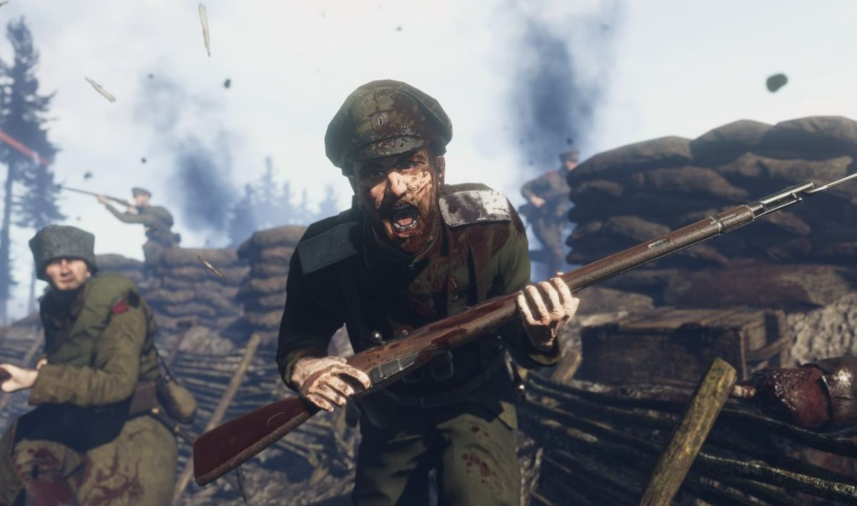 Image result for Tannenberg is a 'realistic' WW1 shooter from the makers of Verdun