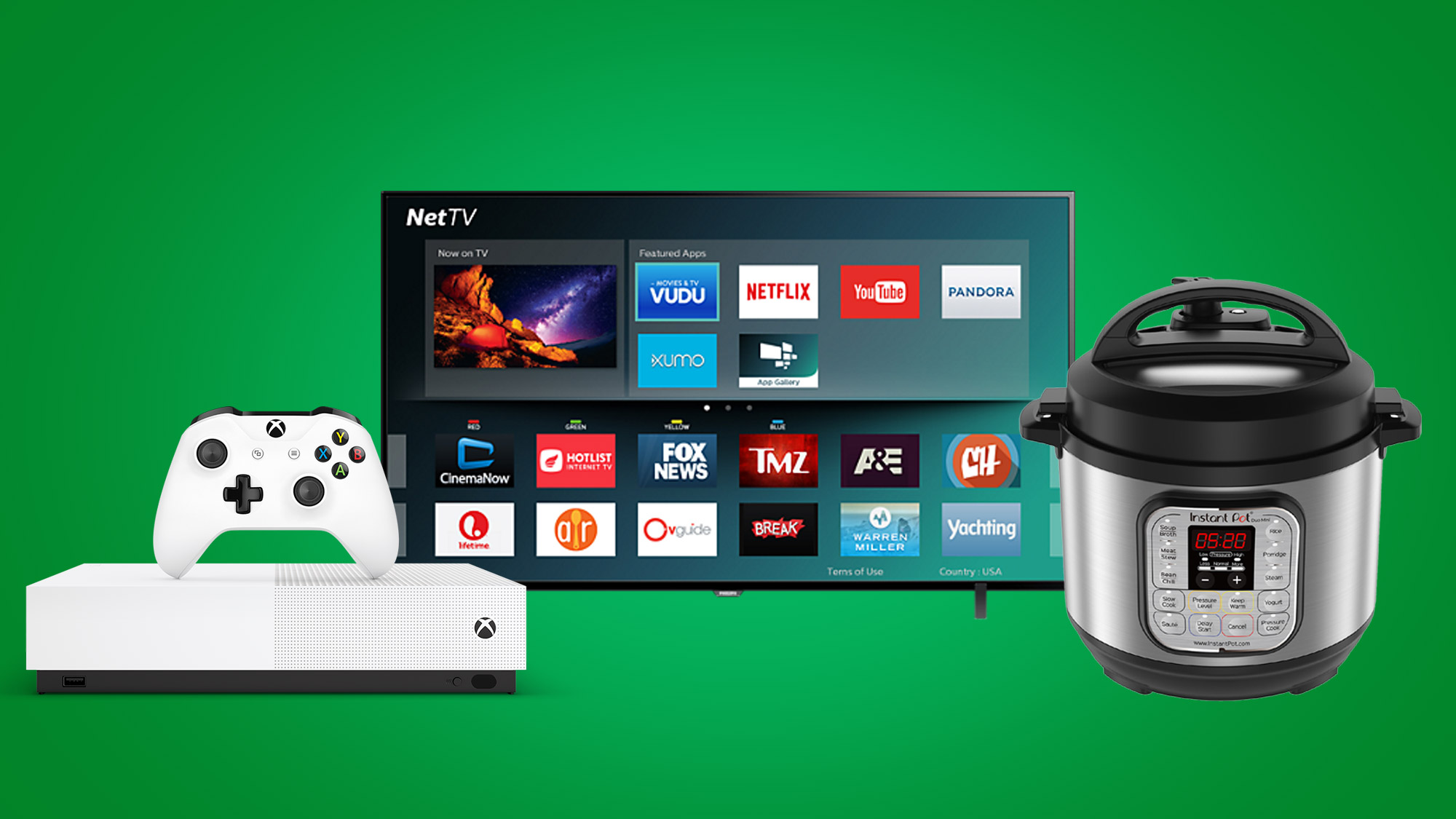 Walmart's Green Monday sale: the best deals on TVs, laptops, and more