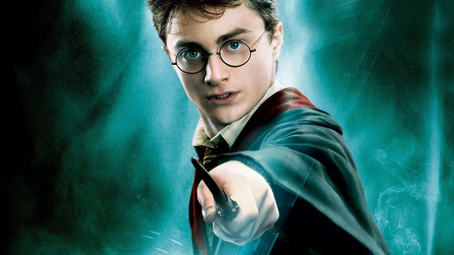 Win a crate of Harry Potter merchandise