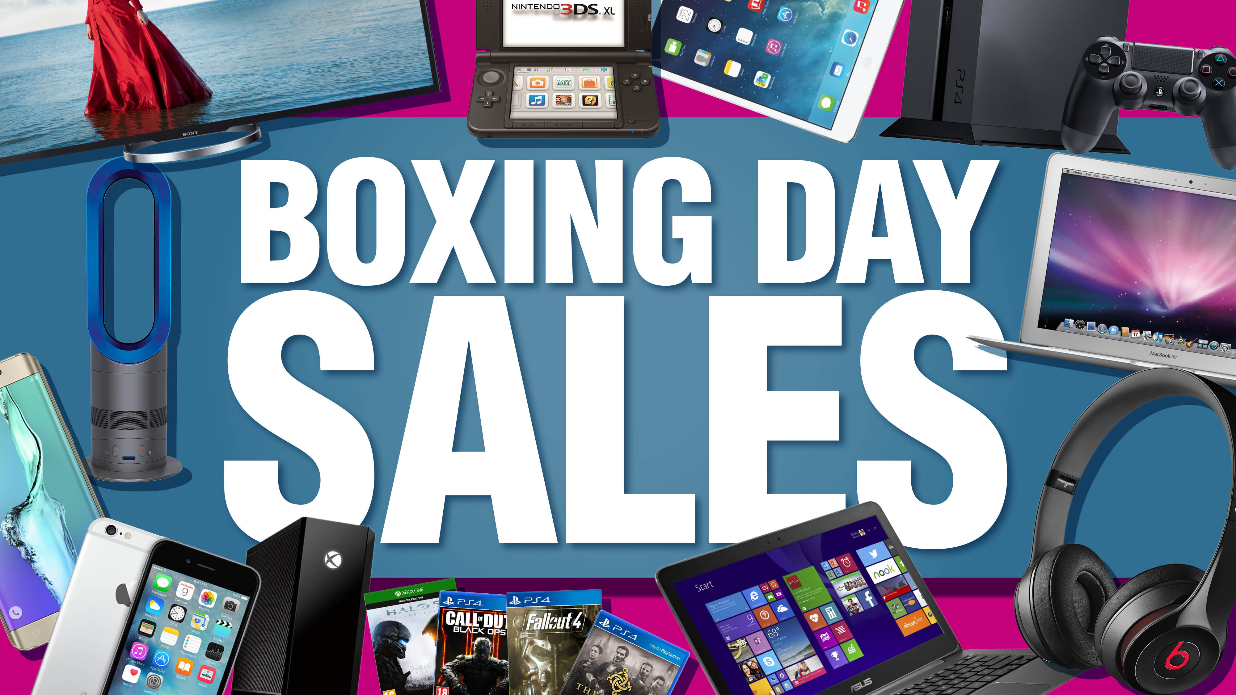 Best online Boxing Day sales in Sydney September The way to find the best online Boxing Day sales in Sydney is by shopping around. Take a look at some of your favourite online stores and see if they are having a sale, or if their sale has already started.