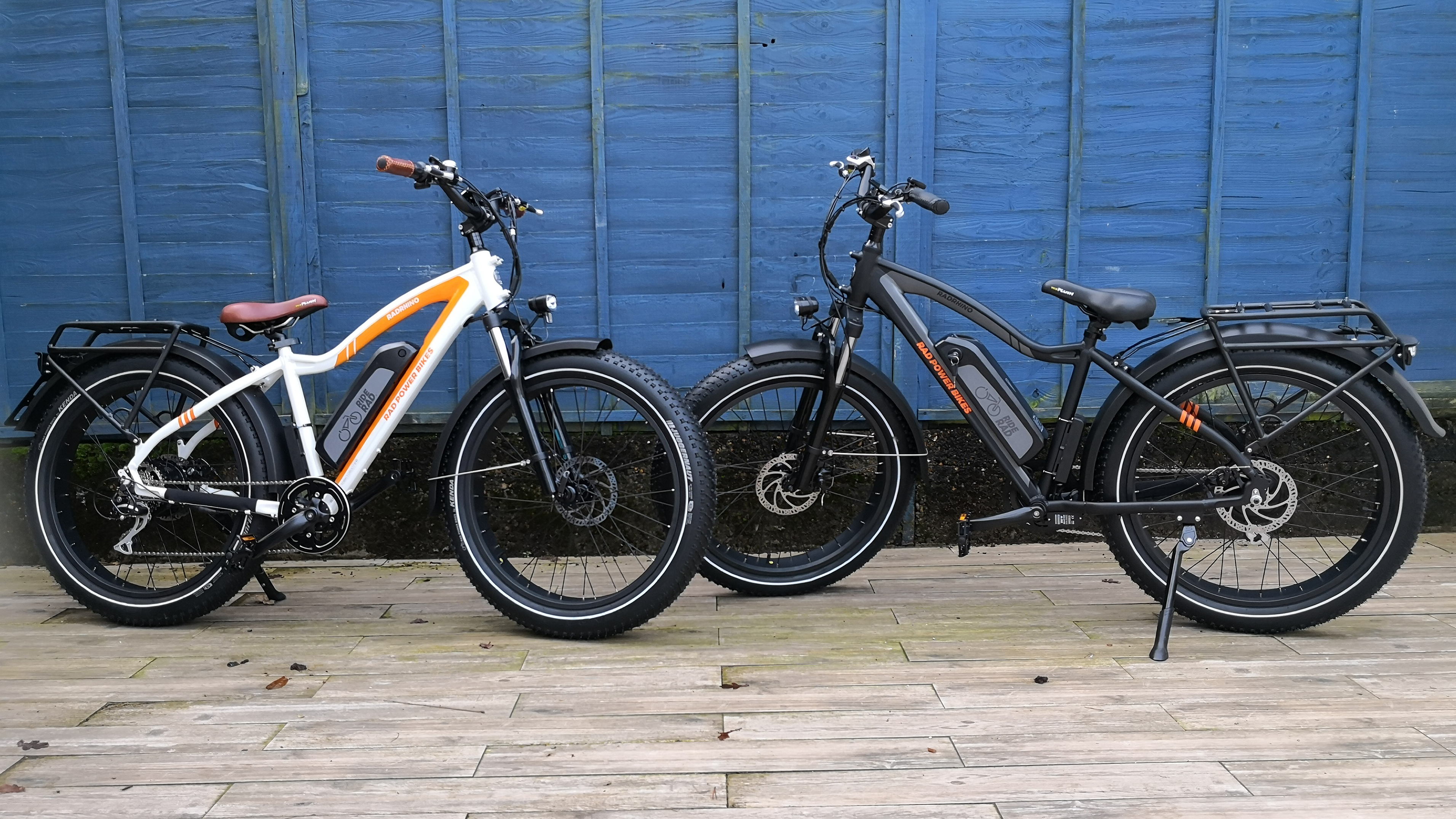 Rad Power Bikes' new RadRhino models deliver more power, on or off-road