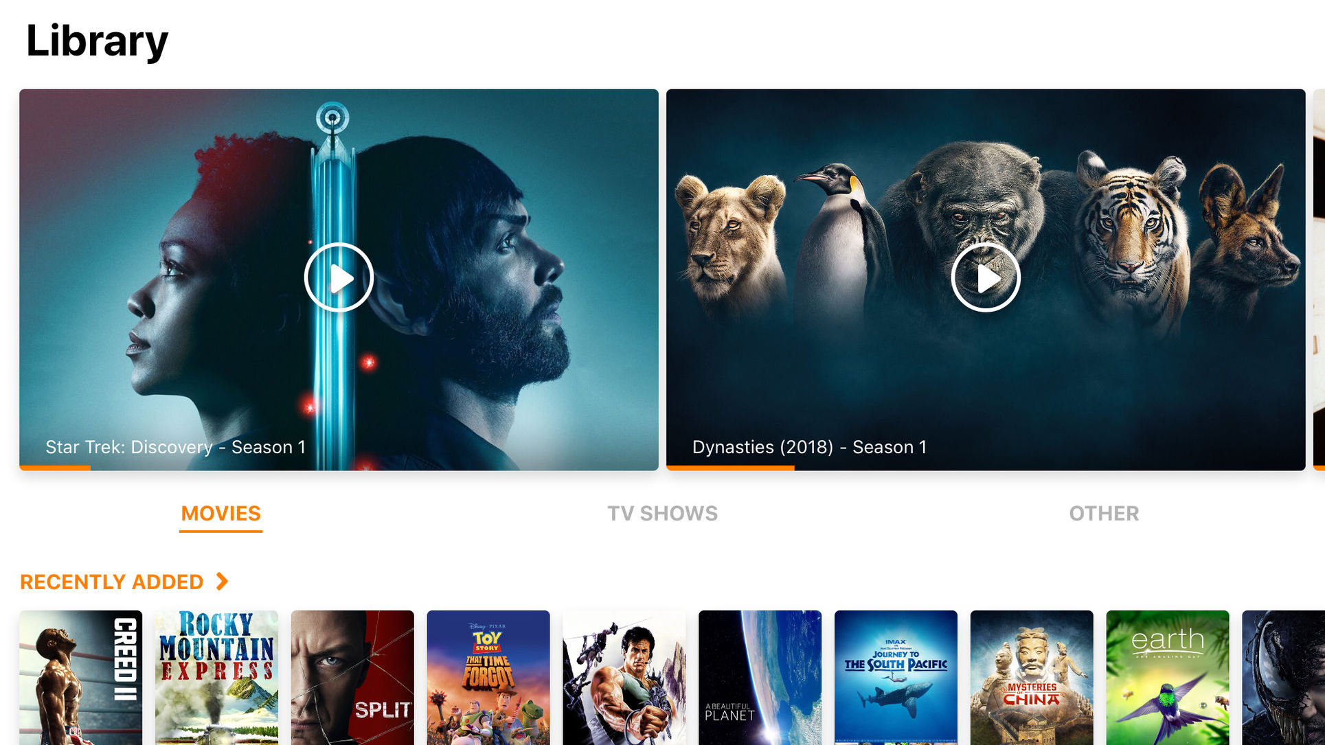 ipad free online movies