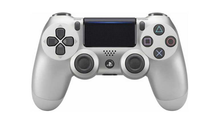 a playstation dualshock 4 controller