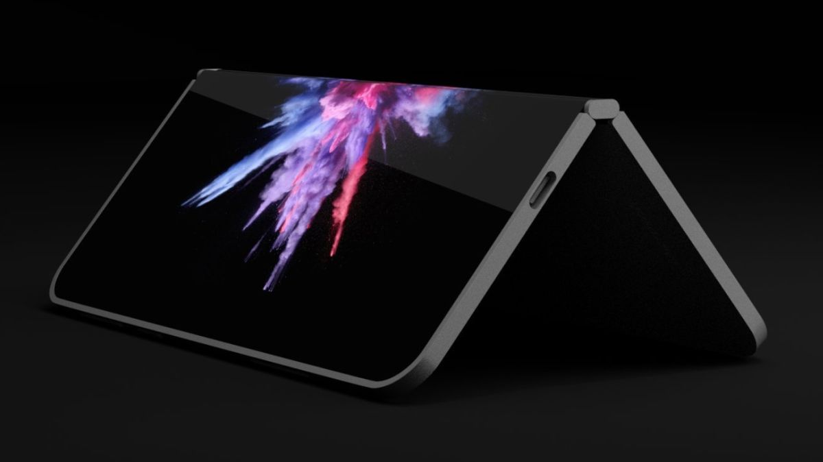 If Microsoft's Surface Phone ends up like this concept, count us in