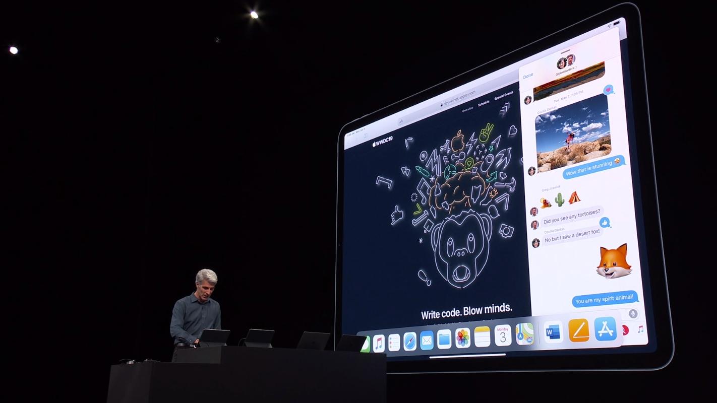iPadOS puts Apple