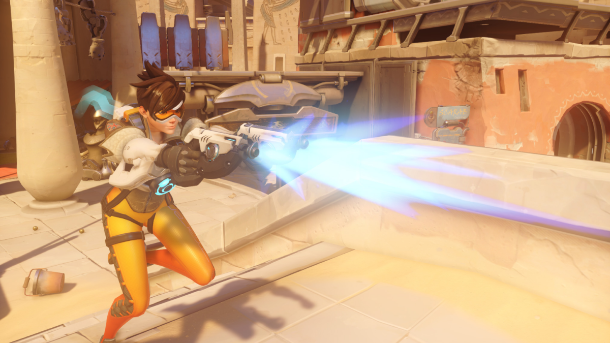This week's best Overwatch moments: The most adorable Tracer face-off ever