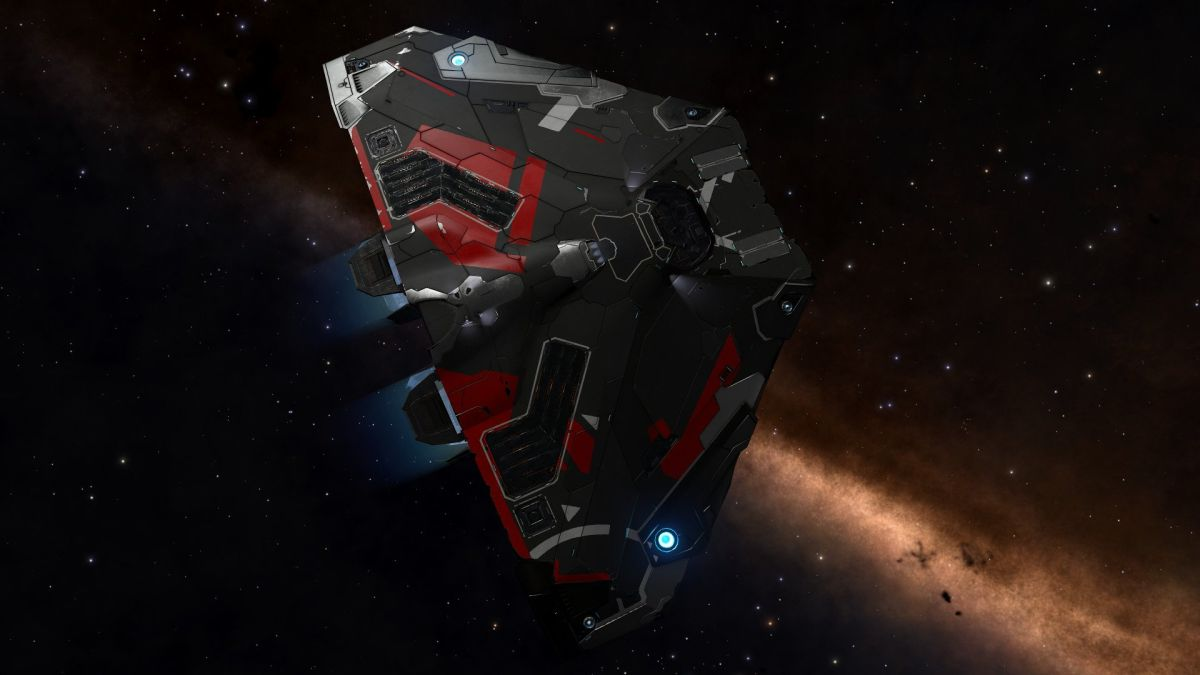 Get an exclusive Elite Dangerous ship skin when you join the PC Gamer Club