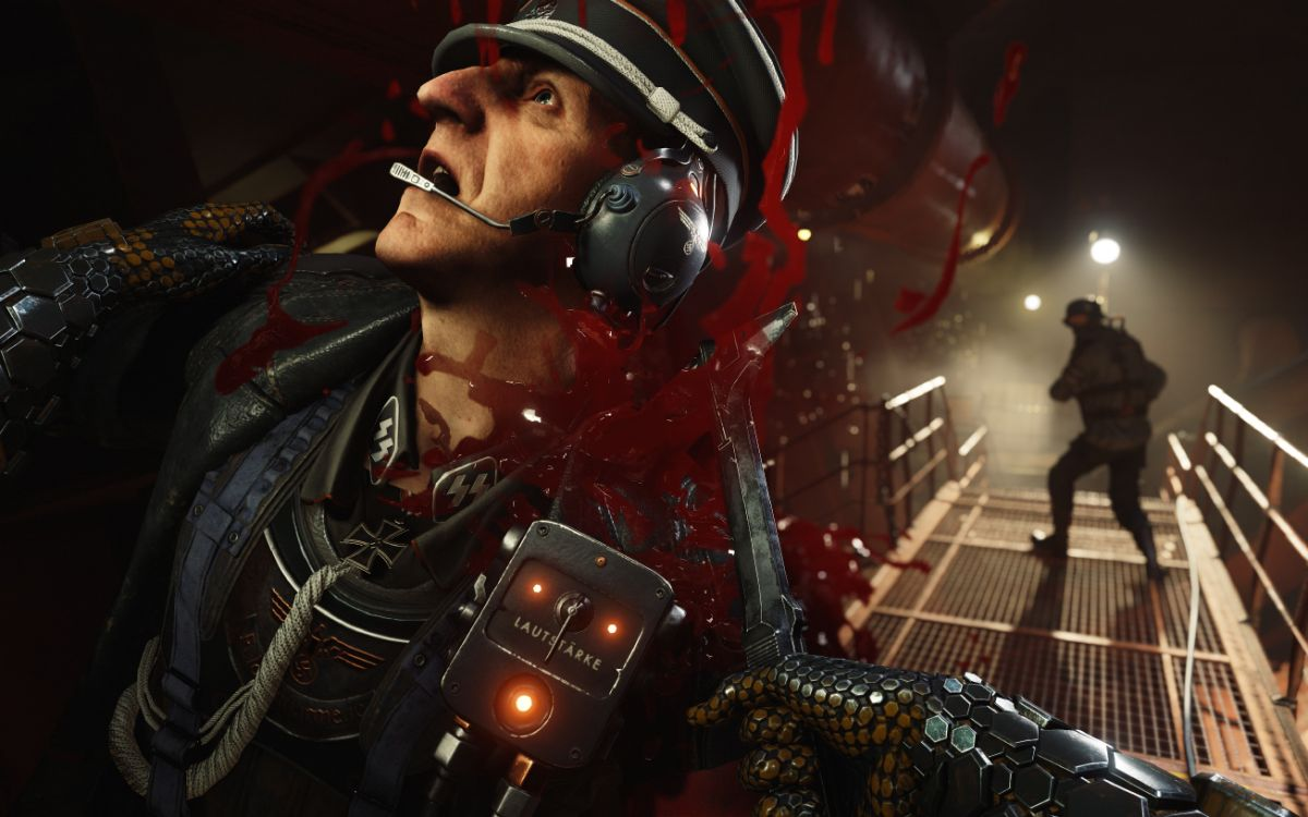 The first minutes of Wolfenstein 2: The New Colossus are excellent