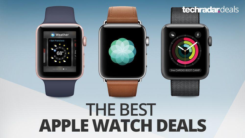 The best cheap Apple Watch deals Black Friday 2017