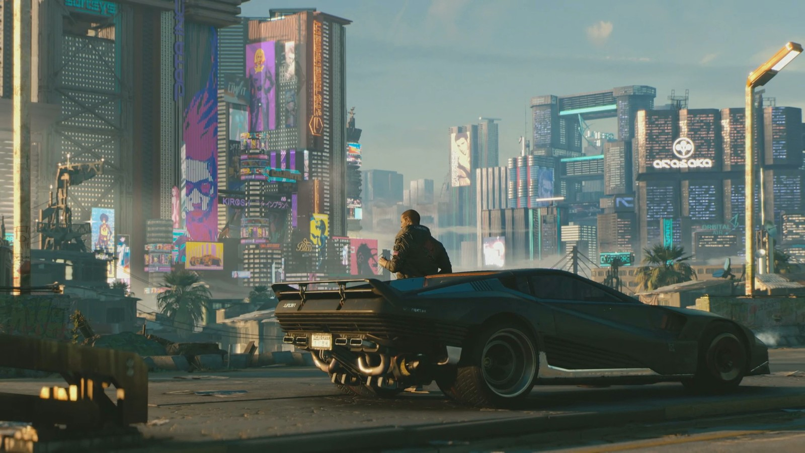 Cyberpunk 2077 release date, trailer and news