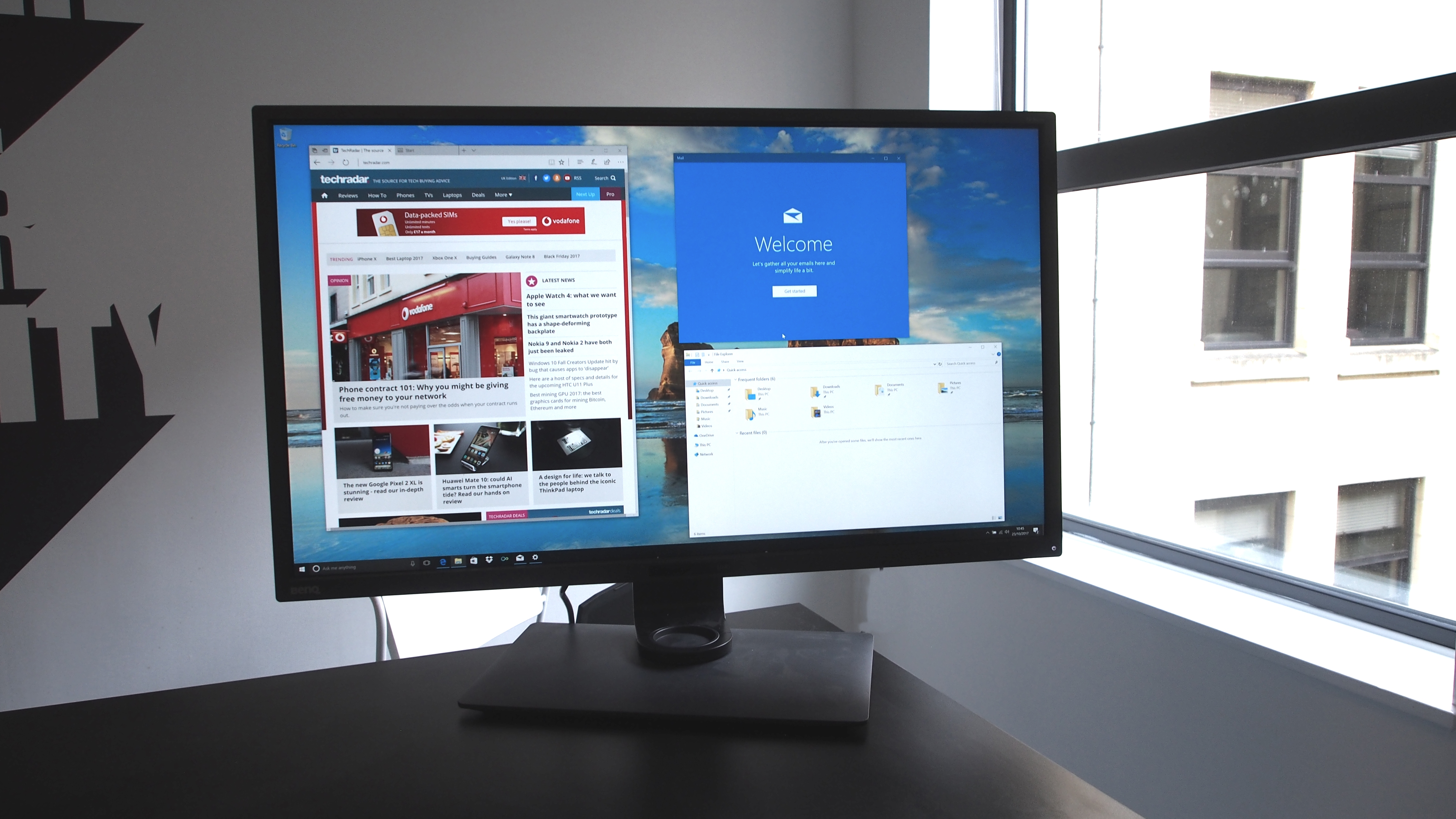 ▷ El mejor monitor para la edición de fotos en 2019: pantallas principales para fotógrafos 3