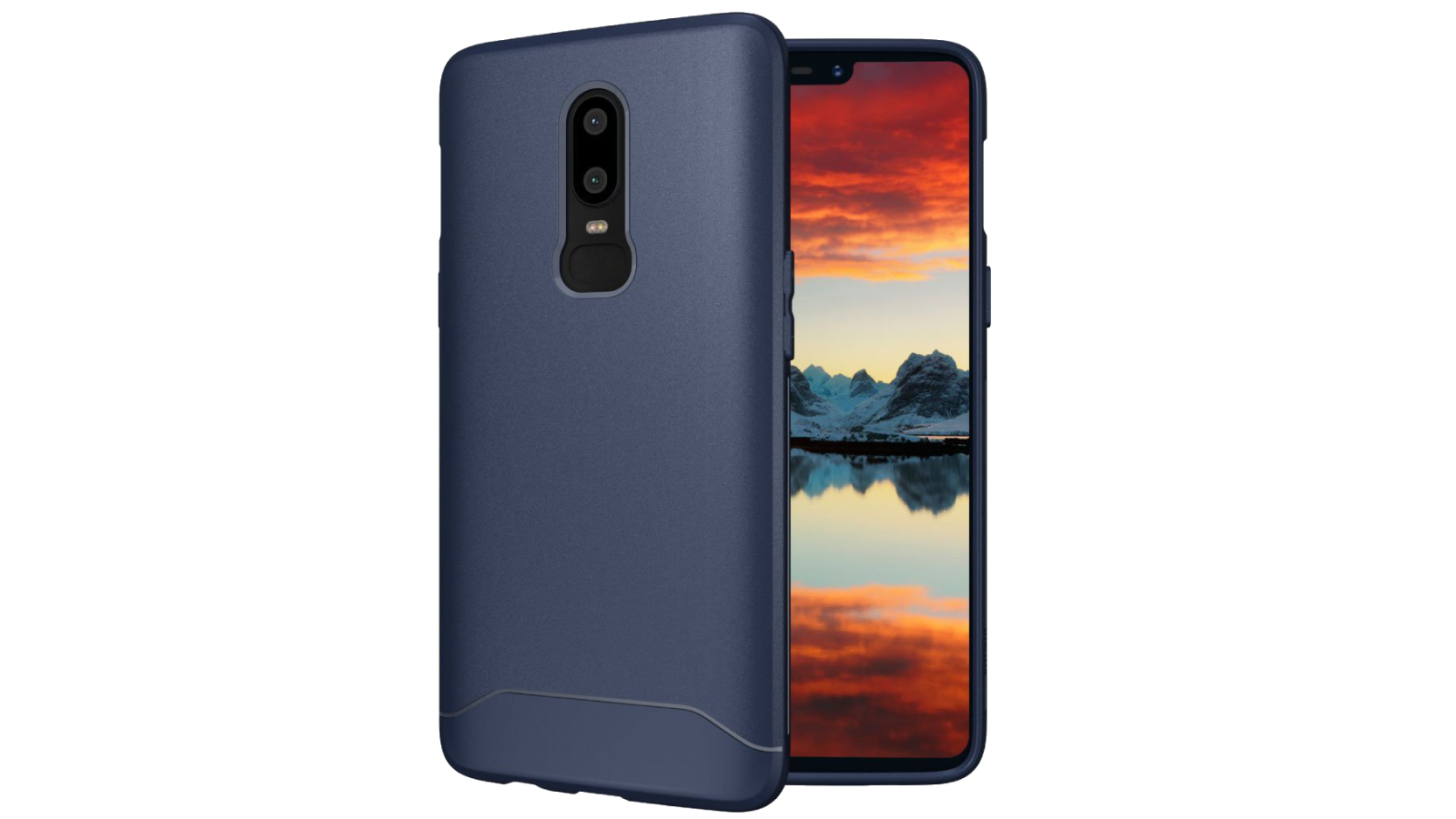 The Otterbox Commuter case may be expensive at $39.95, but preventing serious damage to your OnePlus 6 is well be worth that cost.