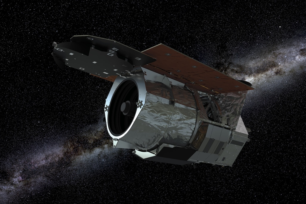 NASA's WFIRST Space Telescope,
