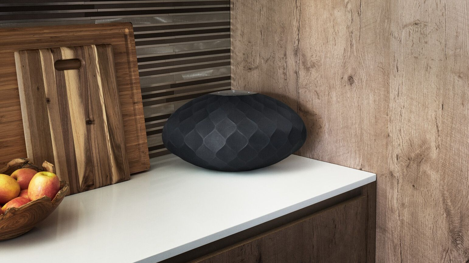 Win a Bowers & Wilkins Formation Wedge wireless speaker and jazz up your home