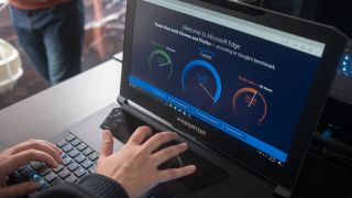 A thin and light gaming laptop with a twist