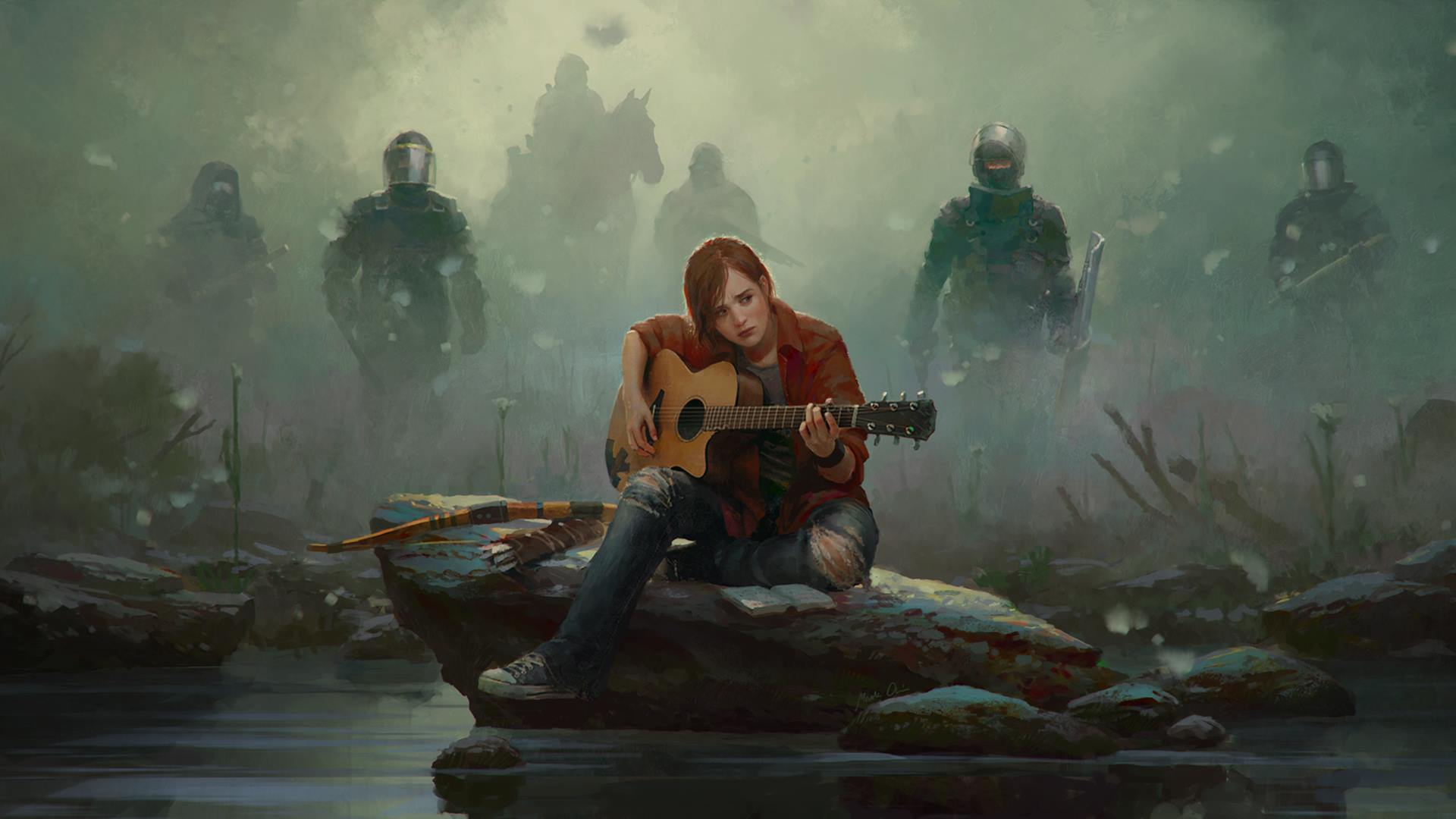 Reclaimed Territories The Last Of Us Wiki FANDOM Powered By Wikia - Last of us dlc maps