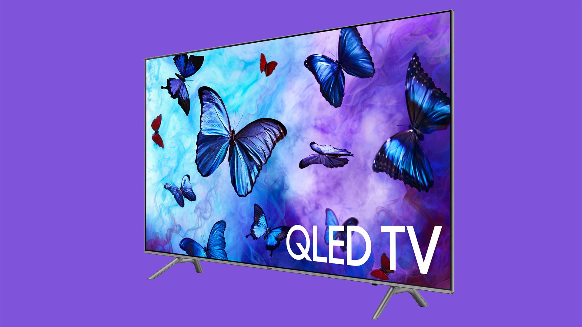 technologies: Samsung Q6FN QLED TV (QN65Q6FN)