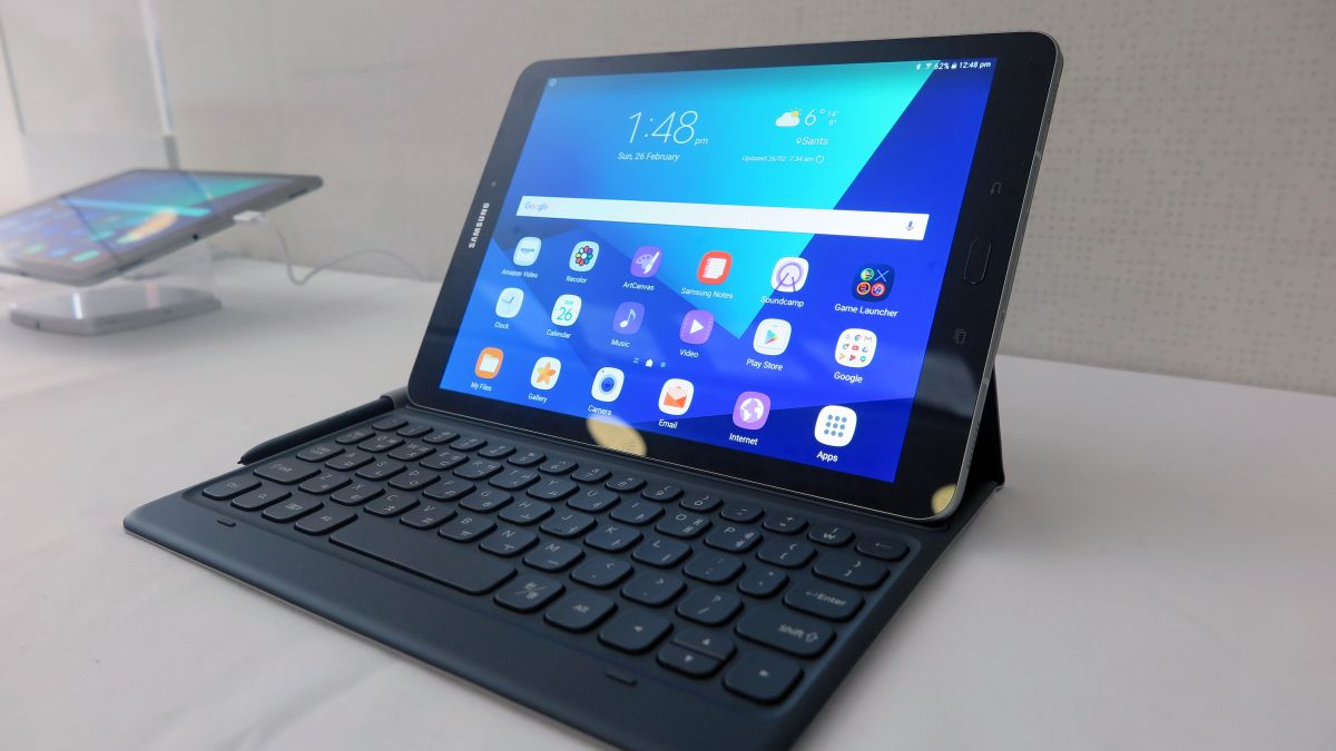 Samsung Galaxy Tab S3 review: this portable powerhouse is ...