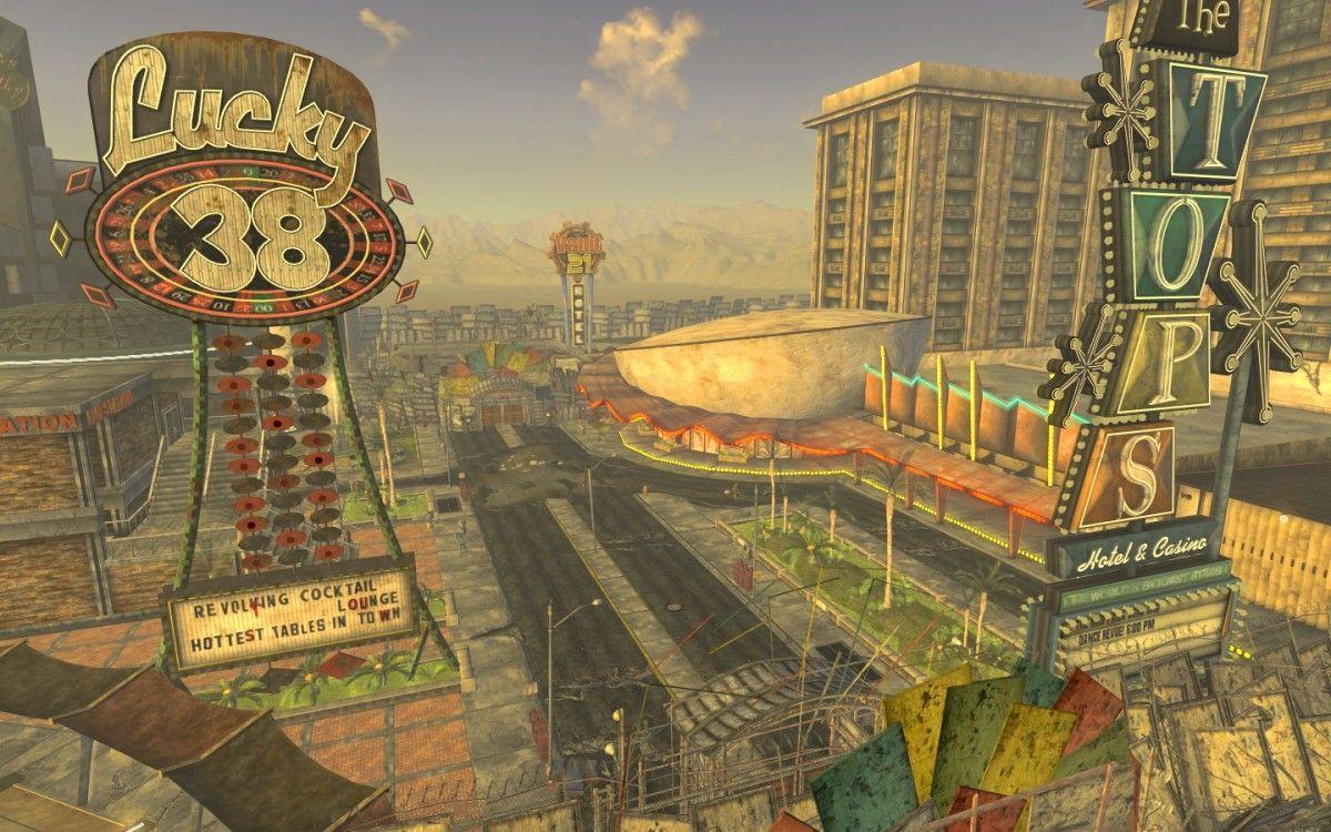 Fallout New Vegas Casino Gewinnen