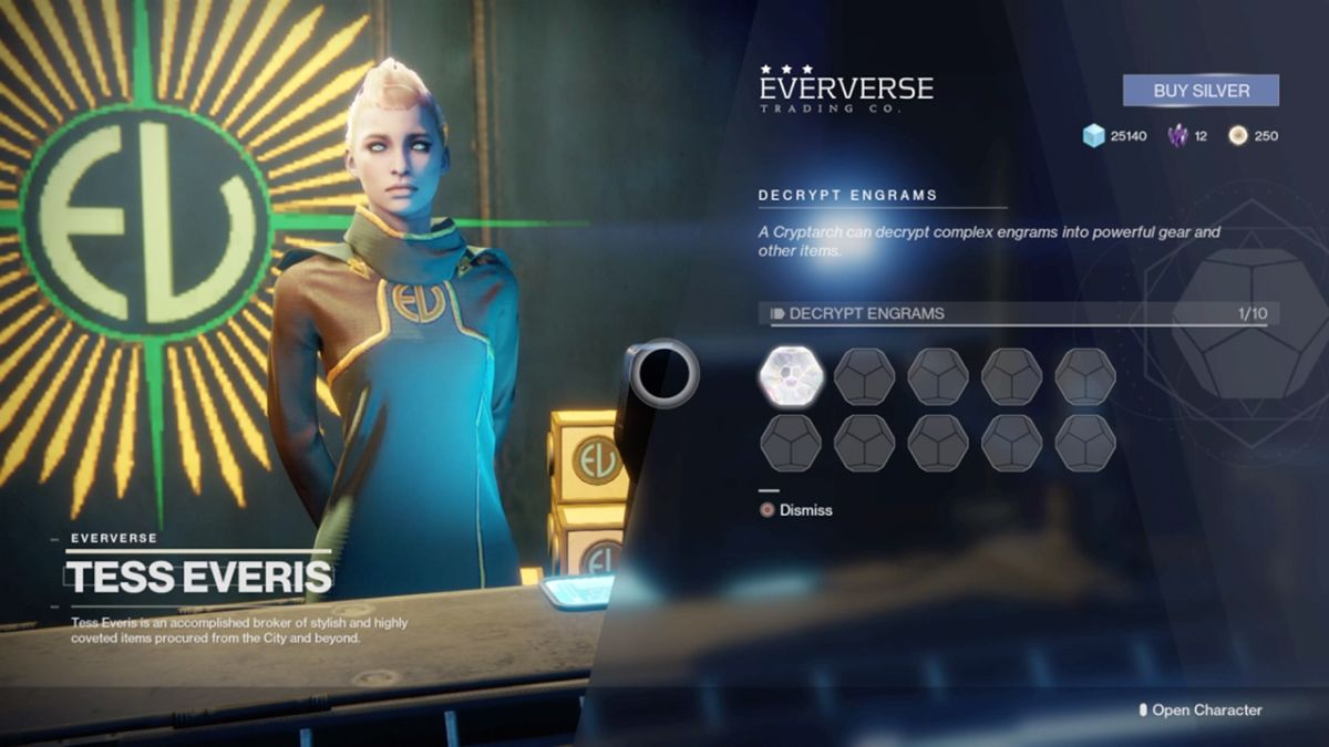 How to get Bright Engrams and Bright Dust in Destiny 2