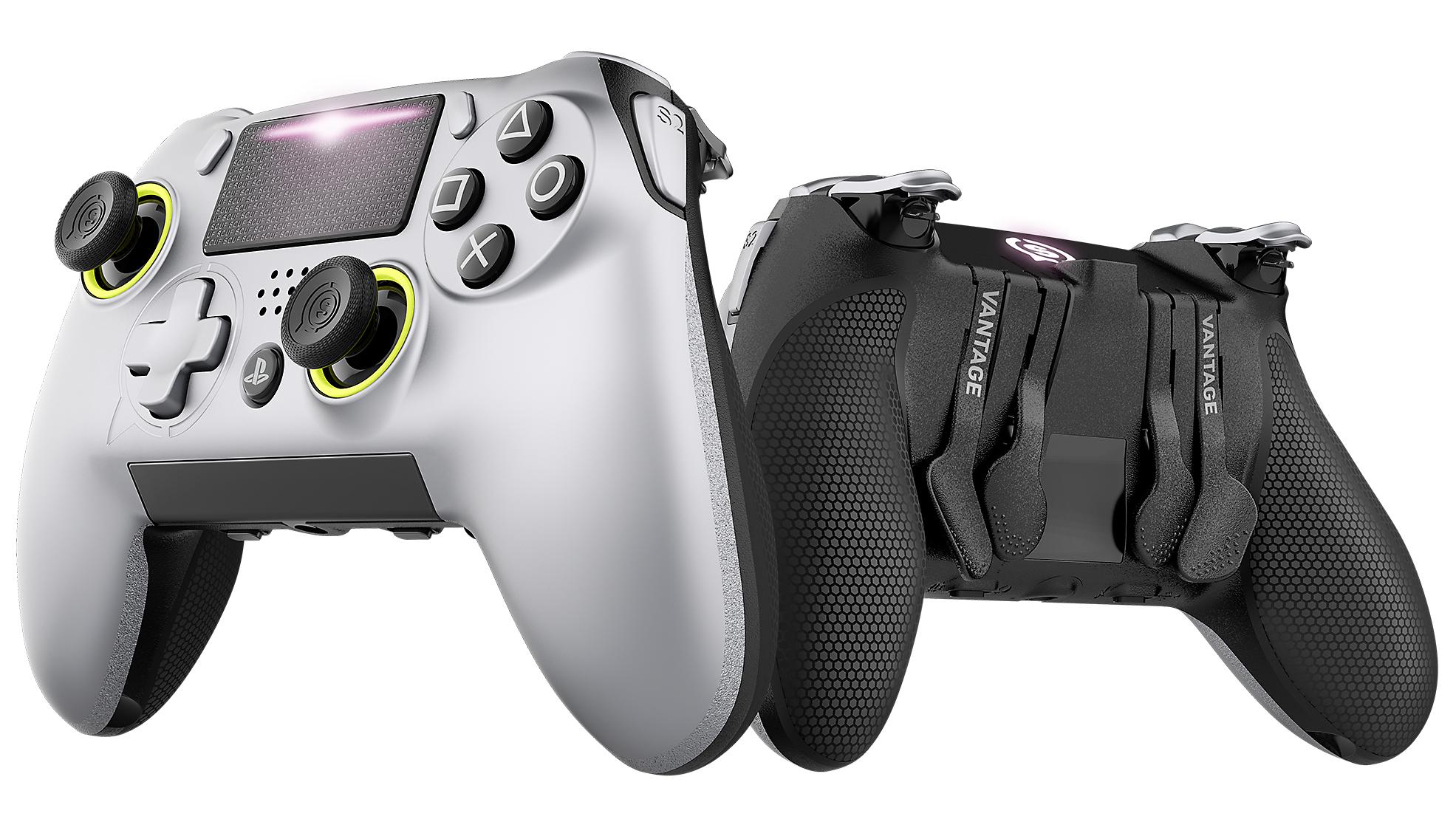 ▷ Los mejores controladores de PS4 2019: las mejores opciones para juegos más inteligentes 2