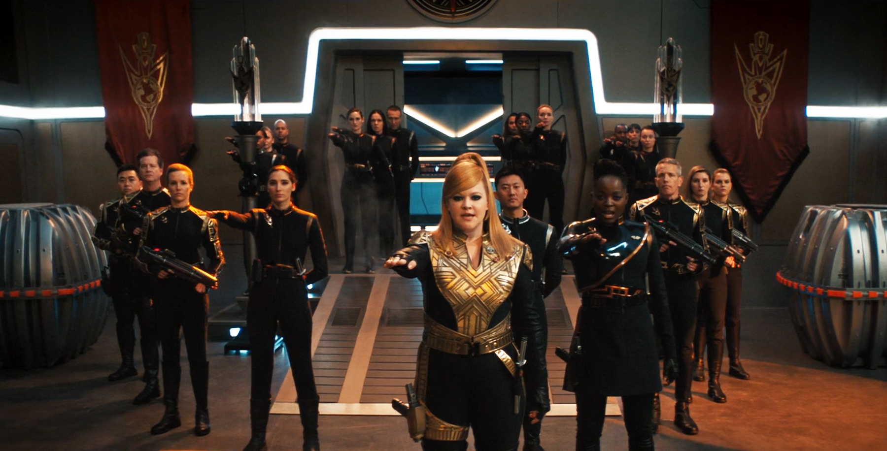 'Star Trek: Discovery' revisits the Mirror Universe in the first of the 'Terra Firma, Part 1'
