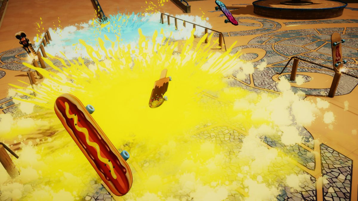Decksplash's free week is here, game still a long way from it's 100,000-or-cancelled player goal