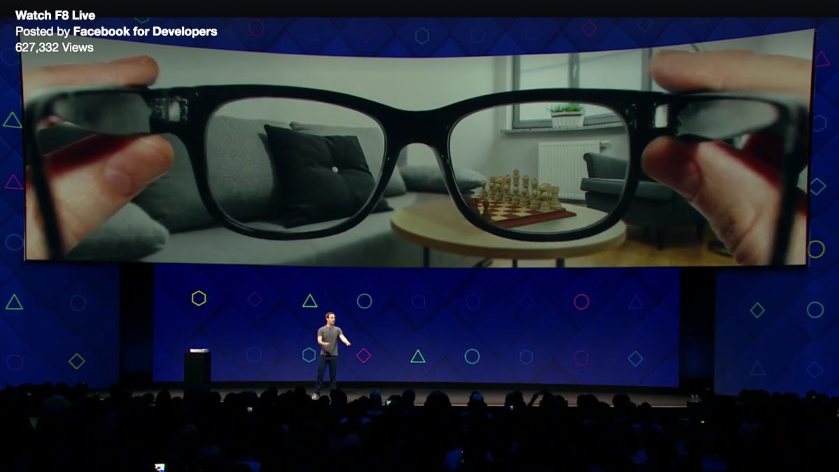 Facebook Just Teased How the Wireless Oculus Headset Works