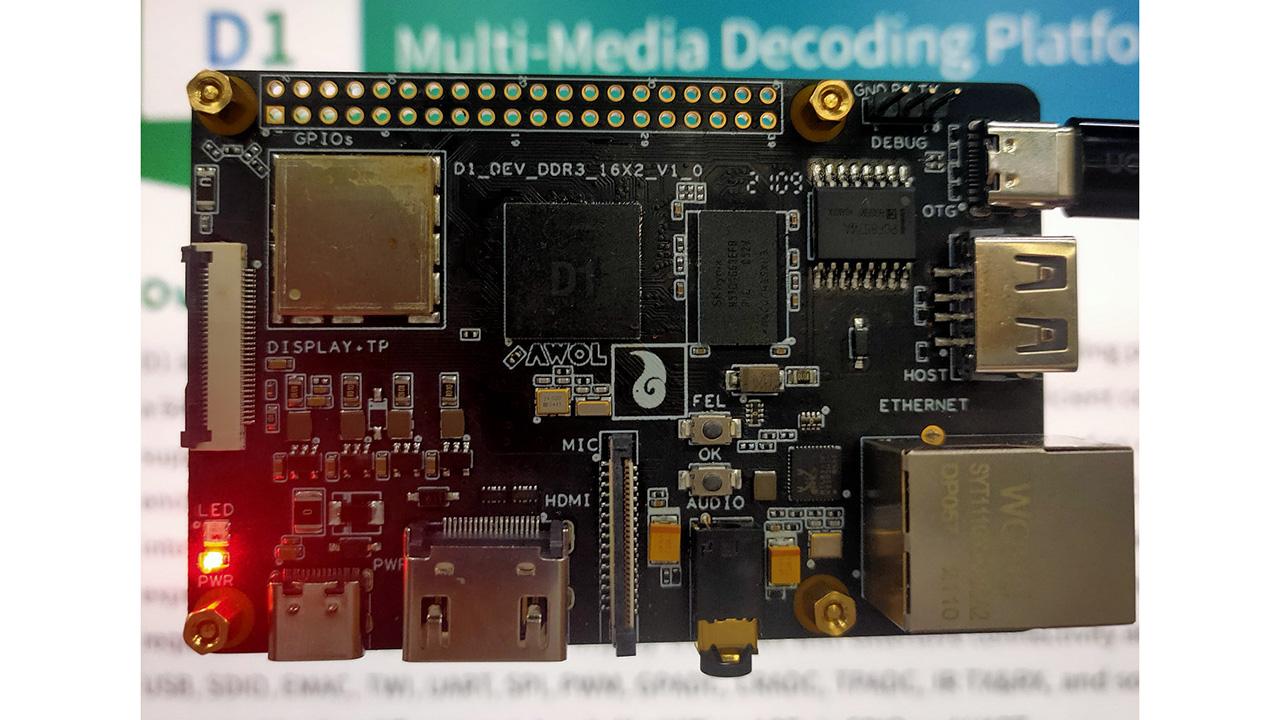 RISC-V Raspberry Pi Alternative Edges Closer to Release