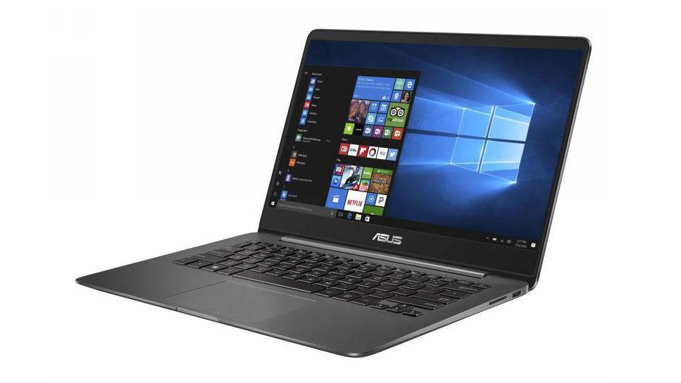 Best laptops for programming: Asus Zenbook laptop