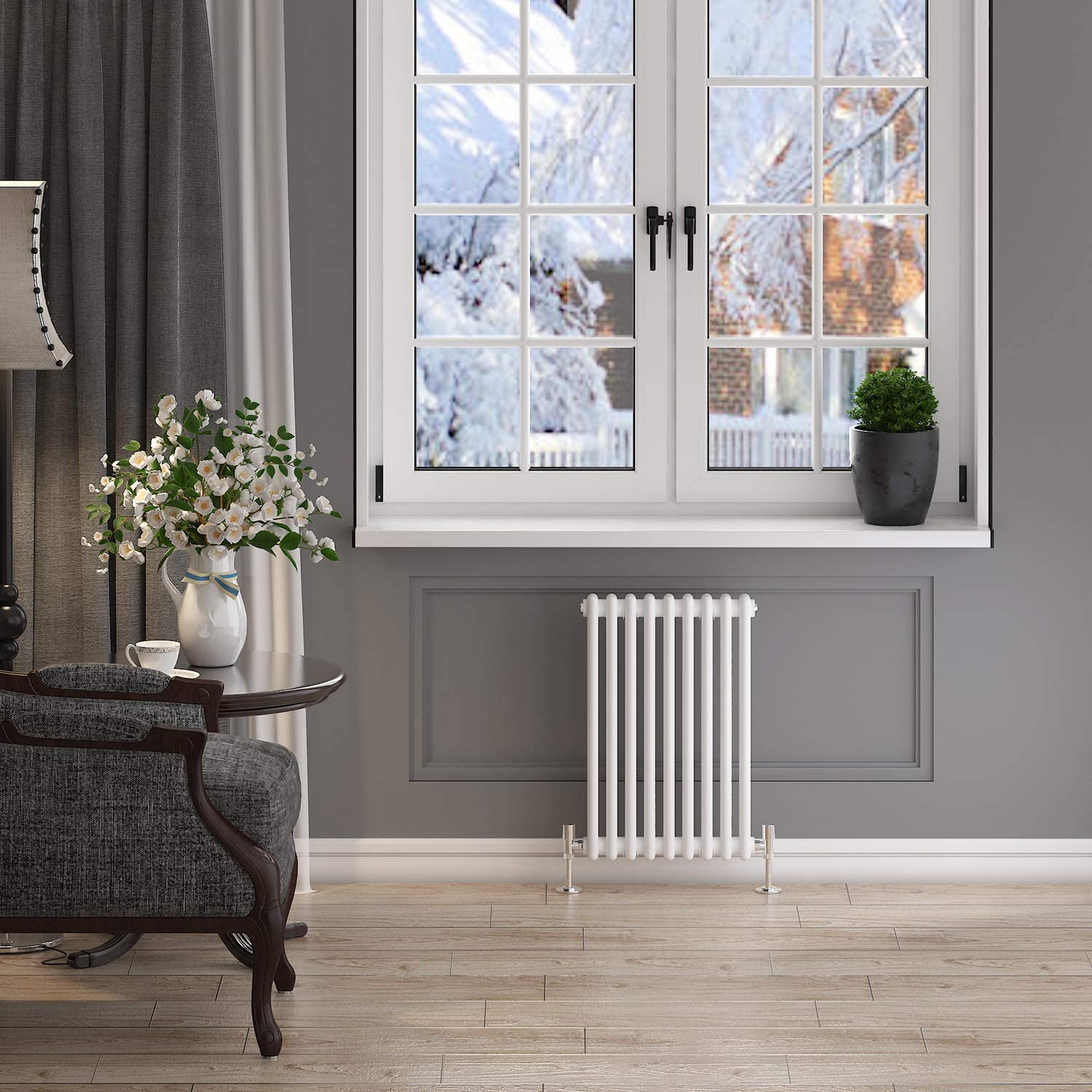 Best Traditional Radiators Classic Models To Keep Your Home Snug And Warm Homebuilding