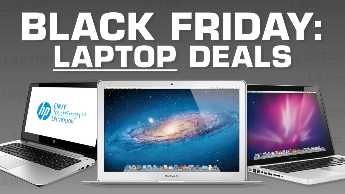 Best laptop deals for Black Friday and Cyber Monday 2016 including HP