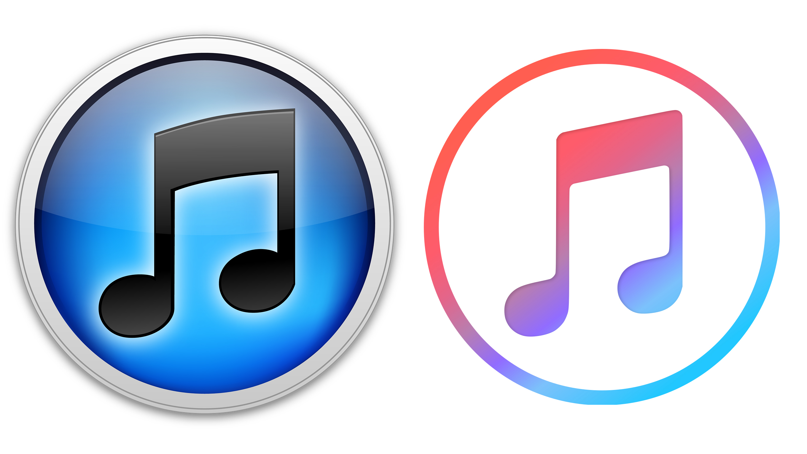 iTunes logo (2010 and present)