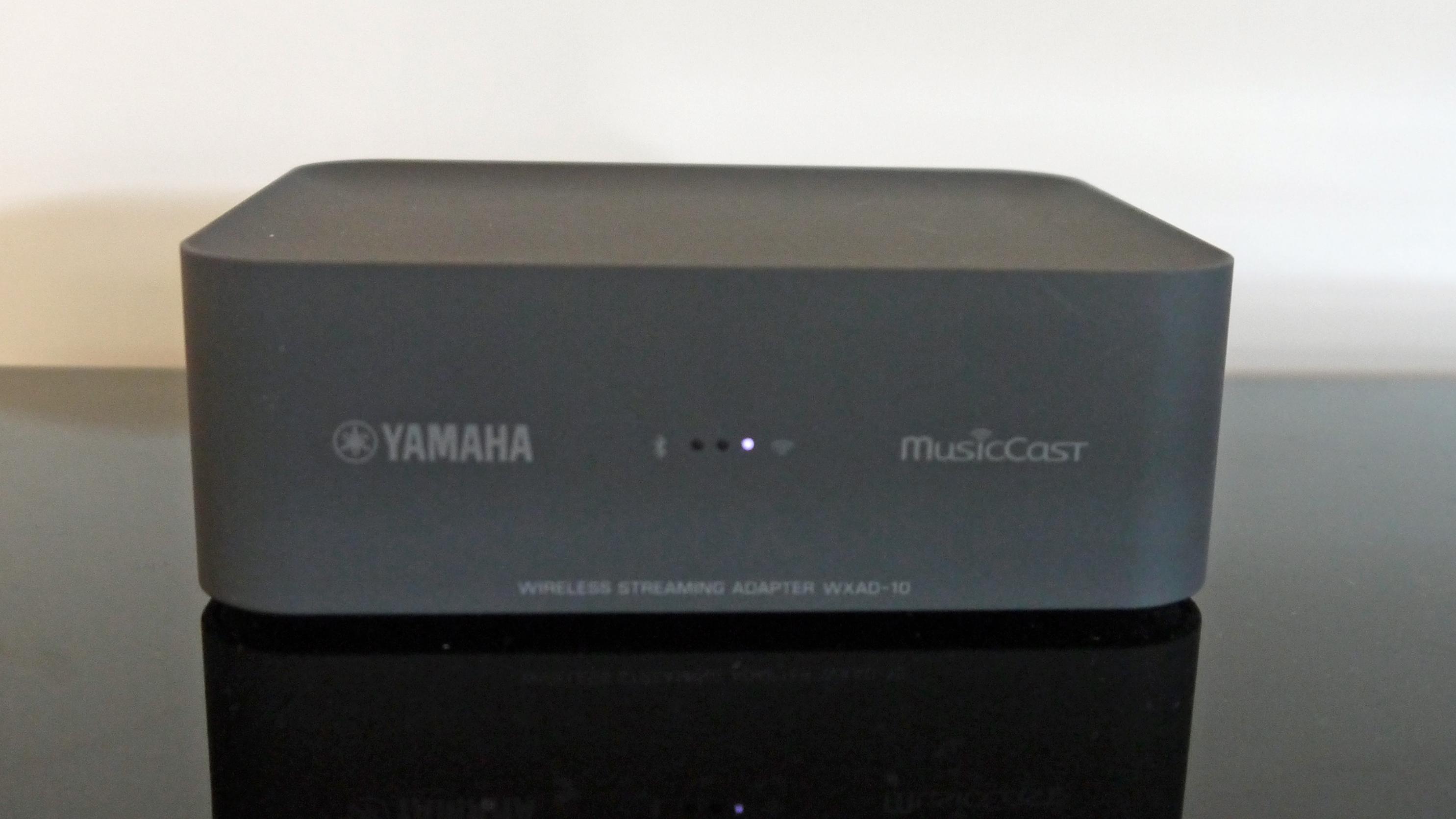 Add Yamaha Piano As Speaker Device