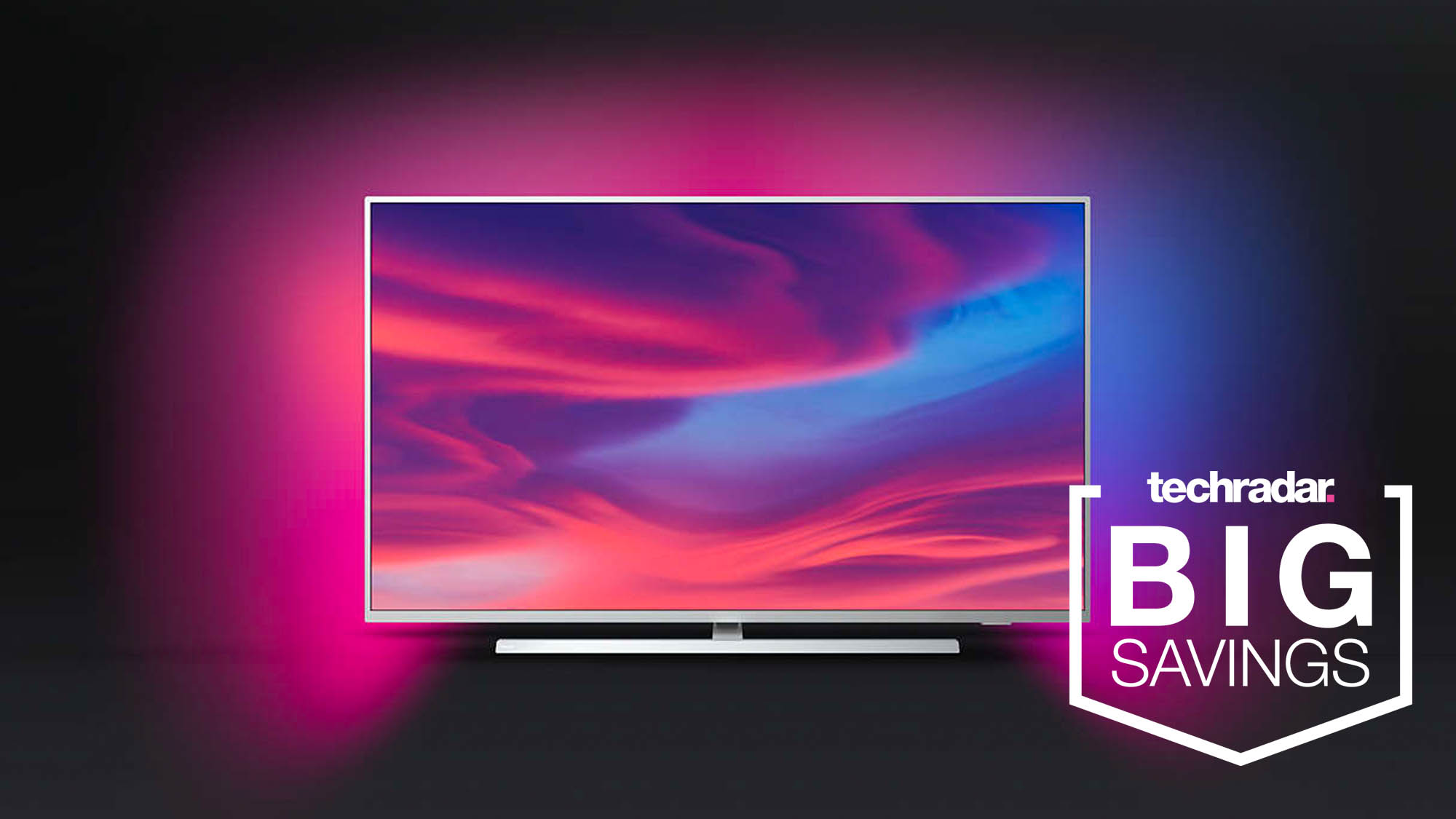 4K TV deal of the year: this 50-inch Philips Ambilight is £570 cheaper in early Boxing Day deal