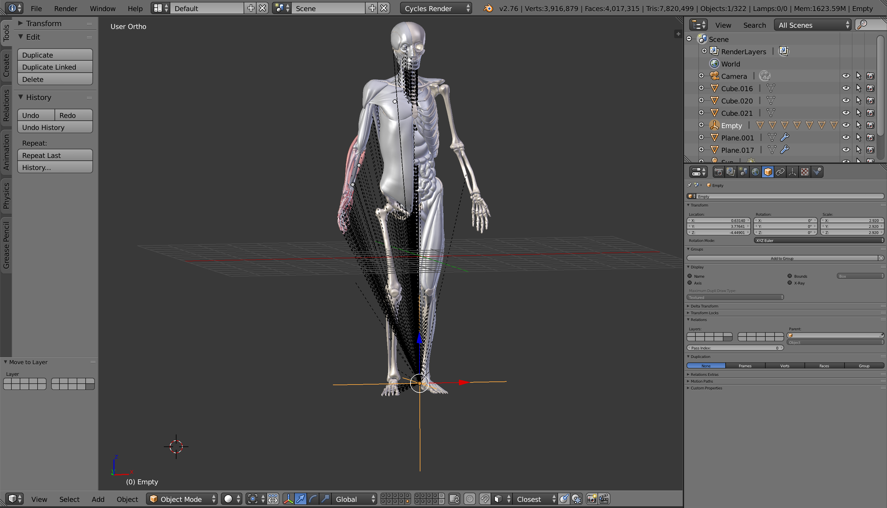 10 ways to improve your human anatomy modelling | Creative Bloq