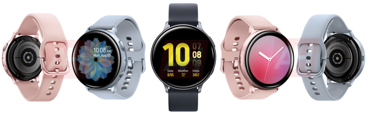 pLNTegKQnXV2iohq62FpLm - Latest Samsung Galaxy Watch Active 2 leaks give us the best look at it yet