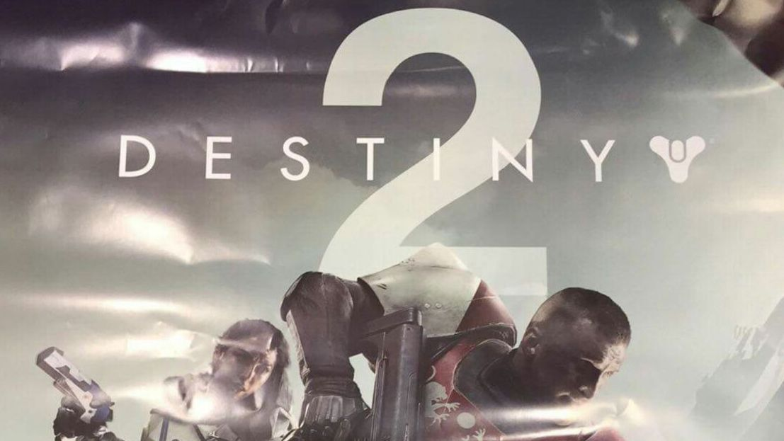 Leaked Destiny 2 poster teases a September release date (Updated)