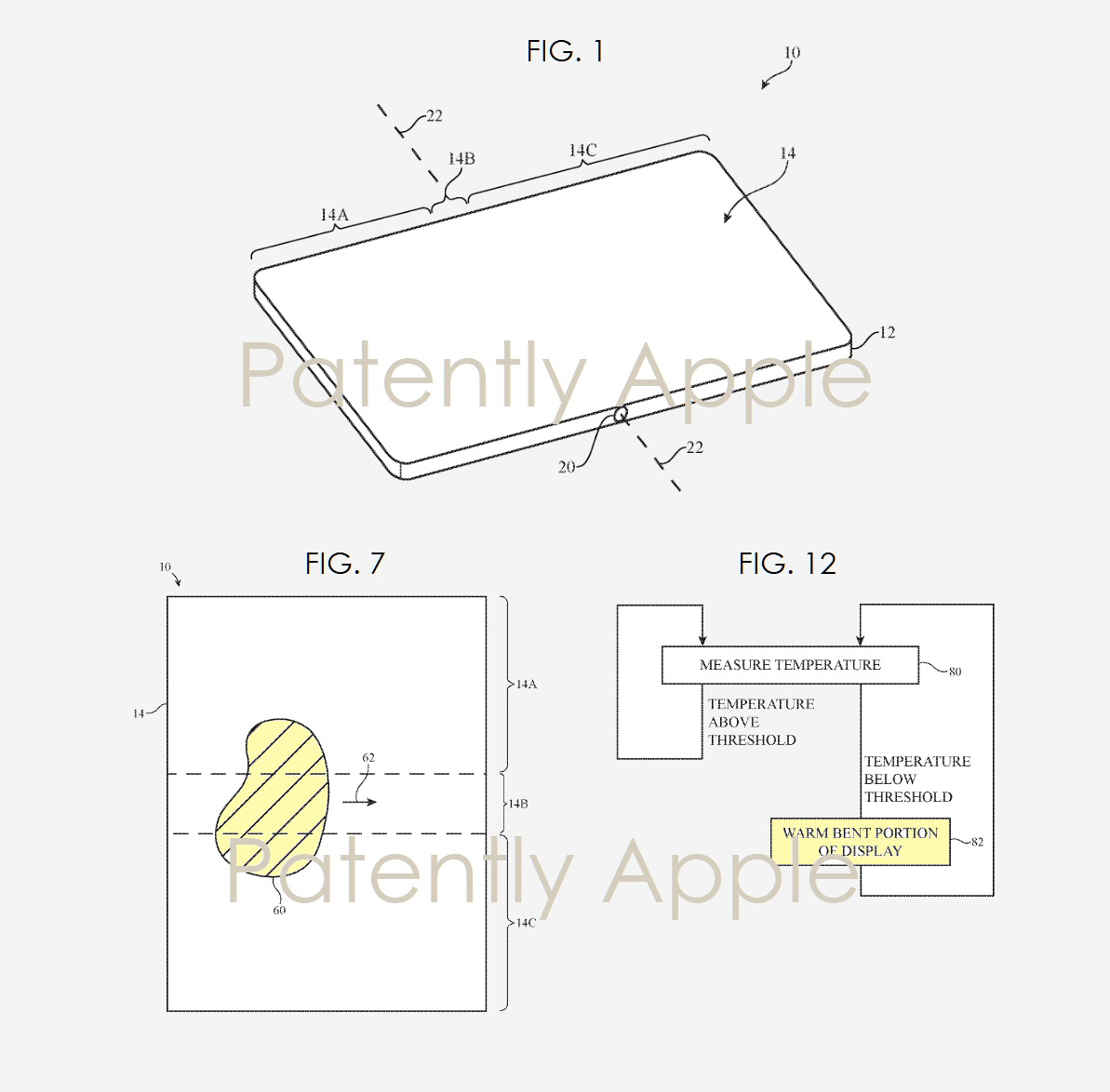 Apple could be considering a folding iPhone, new patent reveals