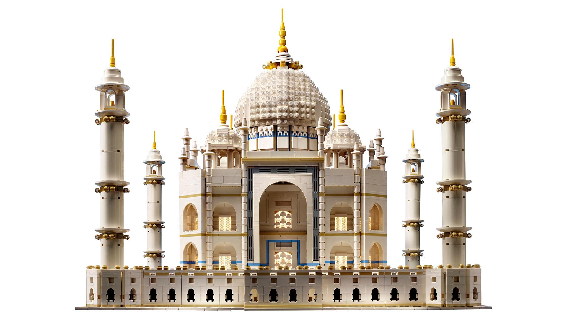 Best Lego Architecture sets: Taj Mahal